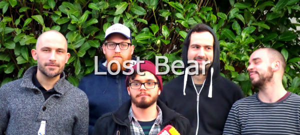 Lost Bear 2