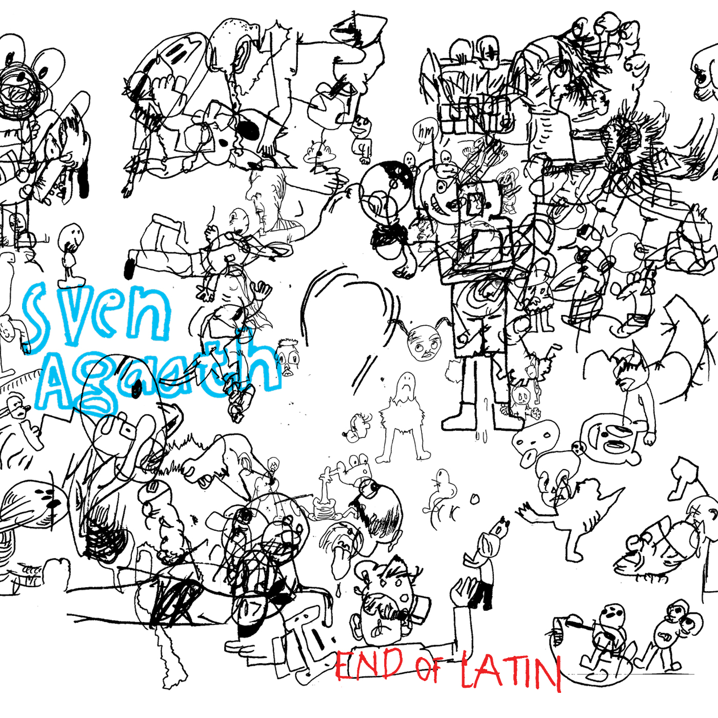 End of Latin webcover
